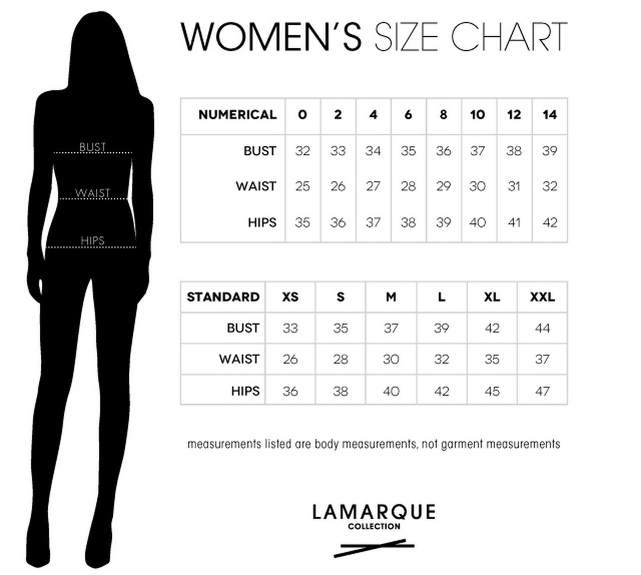 Lamarque_size_chart
