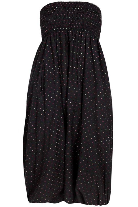 Abacaxi Dobby Convertible Dress