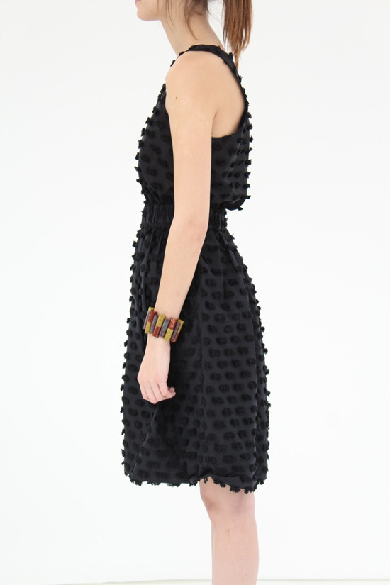 Creatures of Comfort Black Pouf Skirt