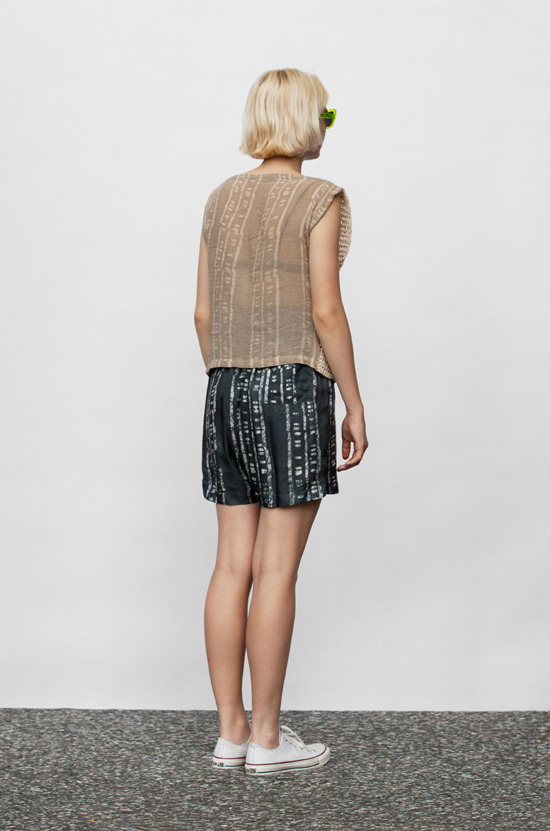 Osei-Duro Idle Silk Shorts