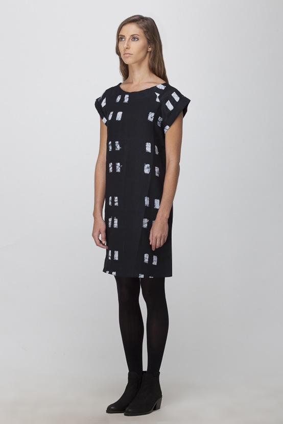 Osei-Duro Deni Raglan Dress | Dominos