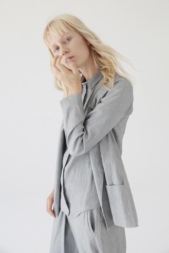 Kieley Kimmel Sierra Jacket | grey