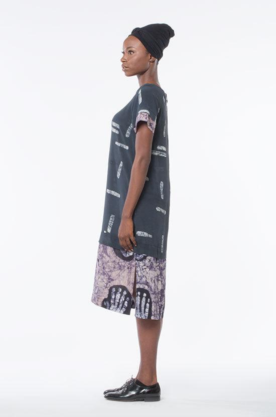 Osei-Duro Duo Linter Dress