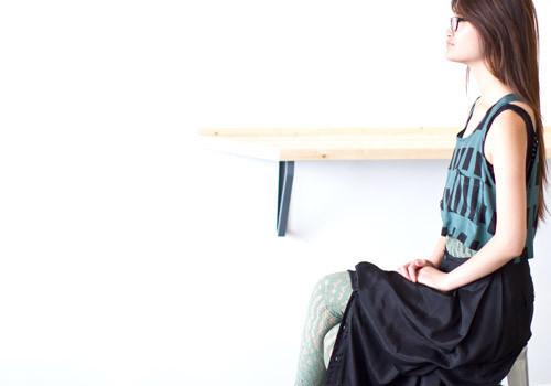 BLCKHRT Bette Maxi Skirt