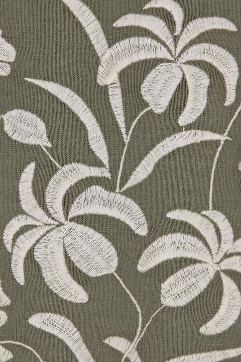 LITKE Embroidered Tee