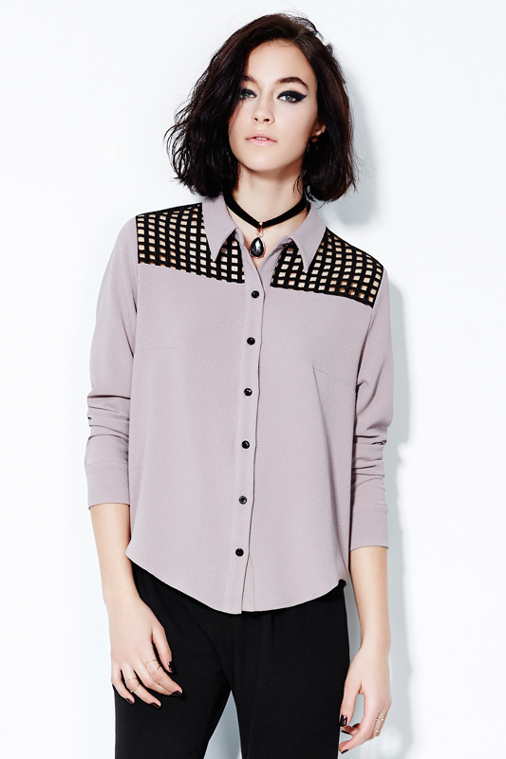 Eve Gravel Clark Shirt