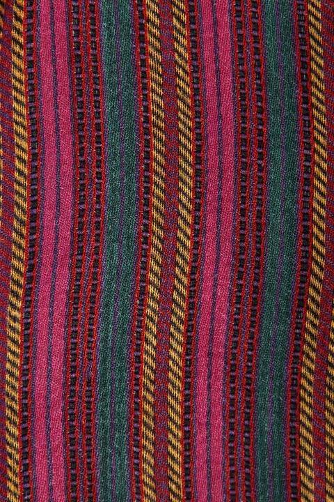Abacaxi Handloom Stripe Top