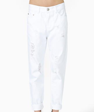 Genetic Denim Mason Anti-Fit Chalk Jean