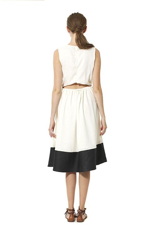 Heidi Merrick Paname Midi Dress