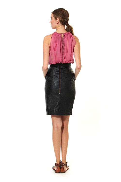 Heidi Merrick Carcan Pencil Skirt