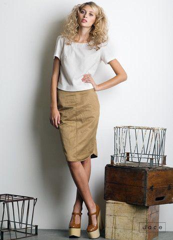 dace Teak Skirt