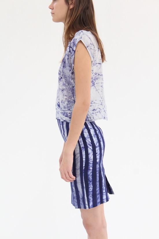 Osei-Duro Graphic Pencil Skirt