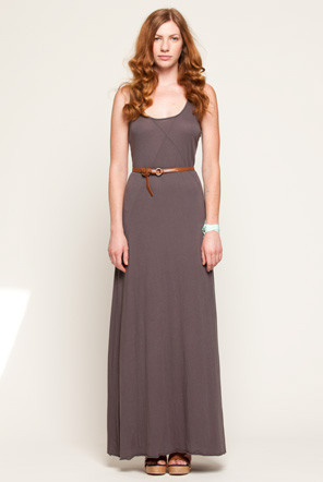 Stewart and Brown Xcellent Maxi Tank Dress