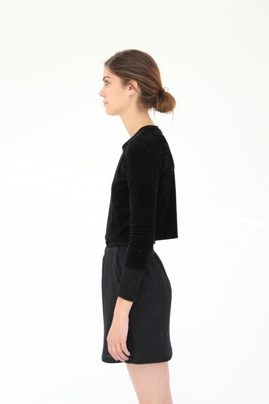 Edith A. Miller Sammy Mini Skirt