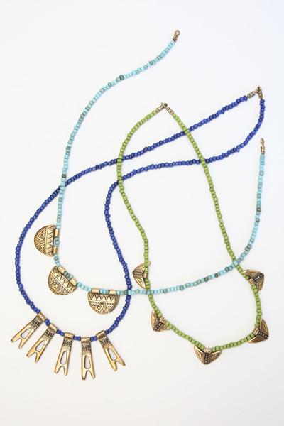 Kathryn Bentley Bead Necklaces