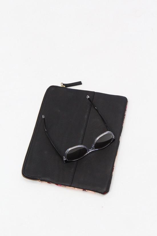 Lizzie Fortunato Safari Clutch Bag