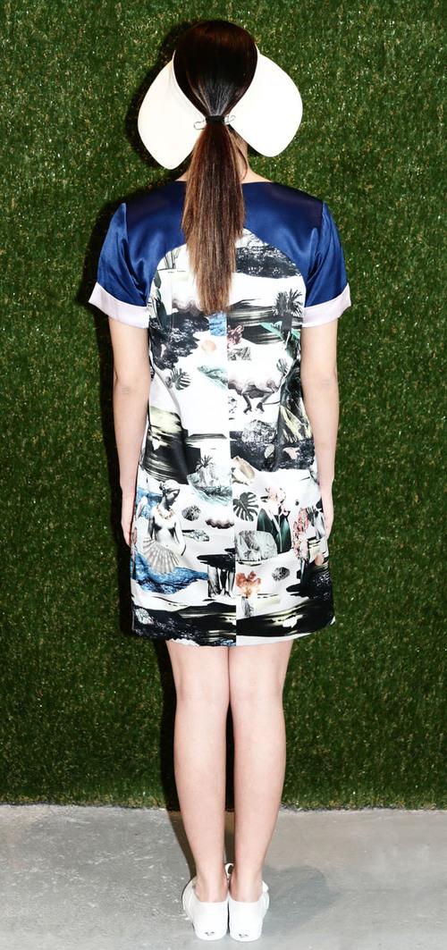 Louise Amstrup Drifter Dress