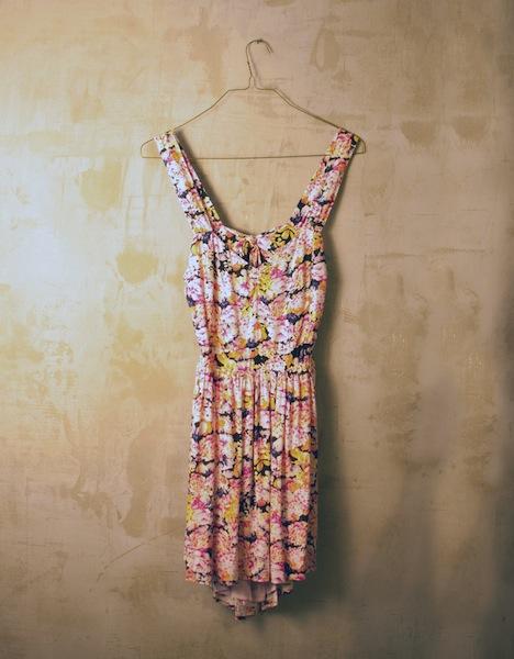 Romeo + Juliet Tie Back Dress