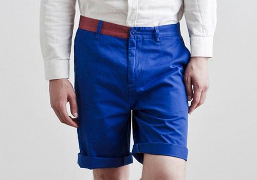 Men's Etudes Langage Short