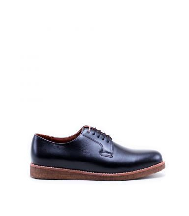 Men's Centre Commercial Army Man Crepe Derby