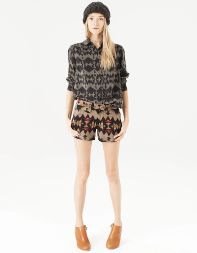 Pendleton Coquille Shorts