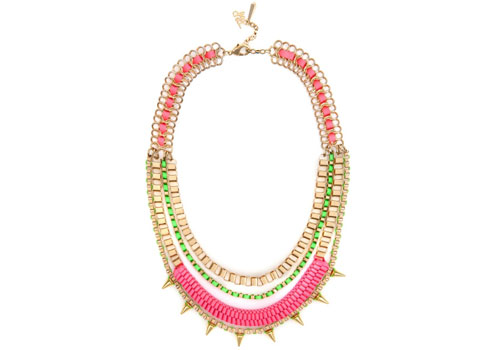 John & Pearl Carita Necklace