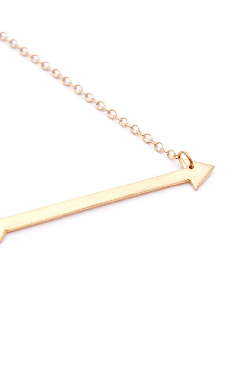 Arc Jewelry - Directions Necklace