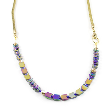 Hen Jewelry Peony Collar