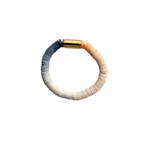 JULIE THÉVENOT Gradient Shrimp Isiand Bracelet