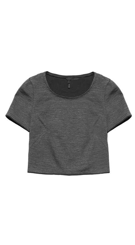 Obakki Crop Top T-Shirt