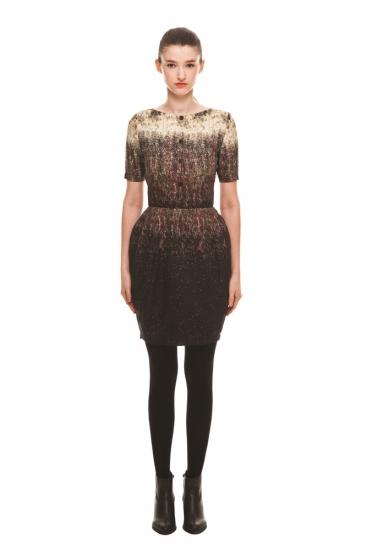 Valérie Dumaine Magnolia Dress - Print