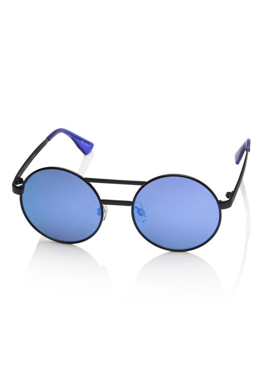 Le Specs Vertigo Sunglasses- Black
