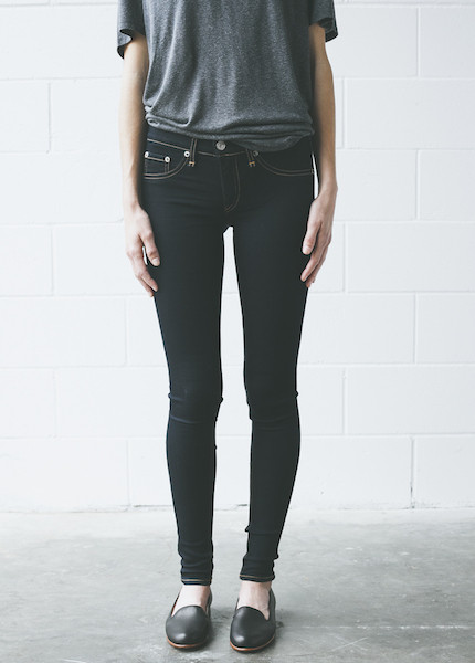 Rag & Bone - Skinny in Soft Harrow