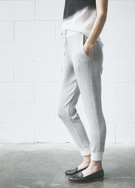 Dolan Easy Pant in Grey