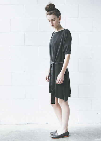 Dolan Open Neck Asymmetrical Hem Dress | Kohl