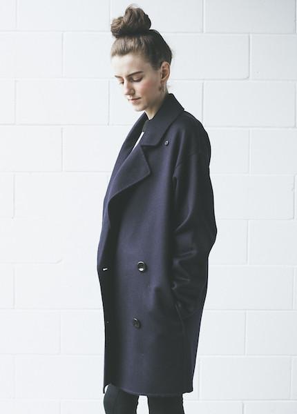 Line Knitwear Marshall | Navy
