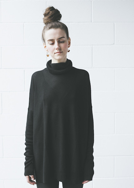 Line Knitwear Randel | Caviar