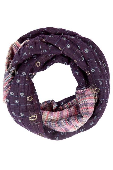 Ace & Jig Patched Scarf