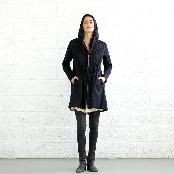naftul Winter Flax Coat