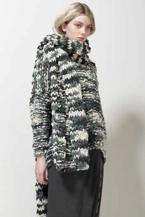 Laura Siegel Soft Sweater