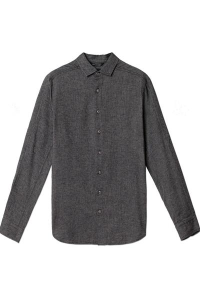 Men's Wings + Horns Jaspe Flannel Shirt