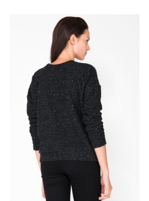 Make It Good Pebble Knit Sweatshirt