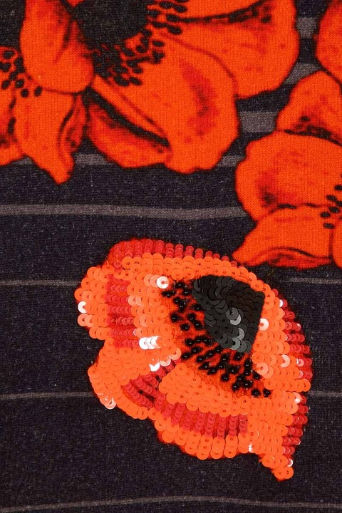 Valentine Gauthier Opium Sweatshirt