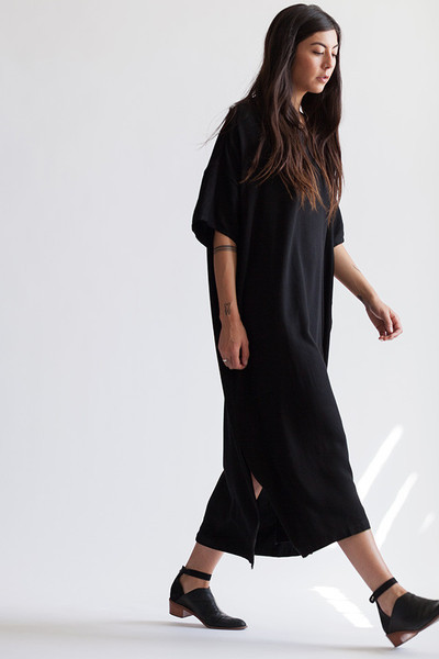 Shaina Mote Black Argento Dress