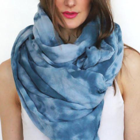 Vvagabond - Foulard Sierra Bleu