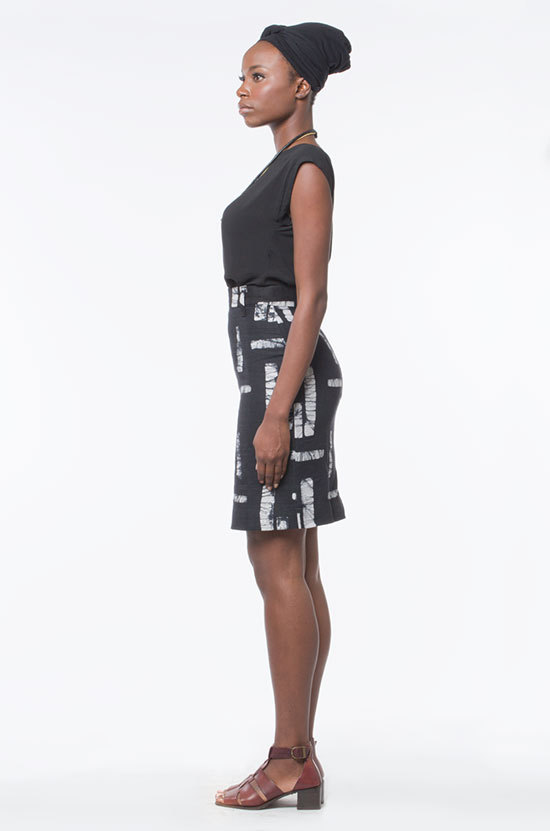 Osei Duro Graphis Skirt