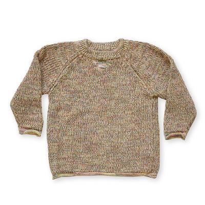 Micaela Greg Taffy Sweater - Tangerine Twist
