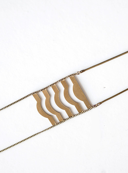 Seaworthy Namib Necklace