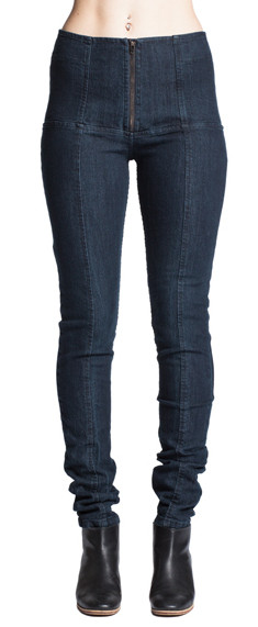 Prairie Underground Denim Girdle Legging HR | Denim