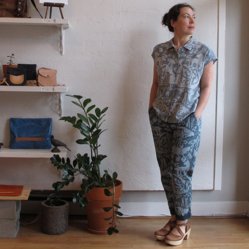 Feral Childe Kepler Trousers